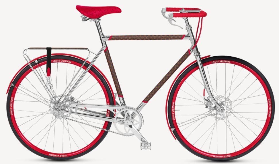 루이뷔통이 지난 8월부터 국내에 판매해온 3천445만원짜리 자전거