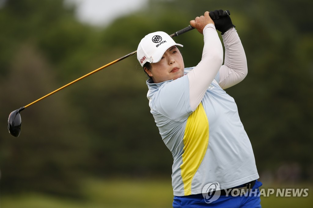 Feng Shan, LPGA Tour Son Berry Classic Win … Park Sung-hyun