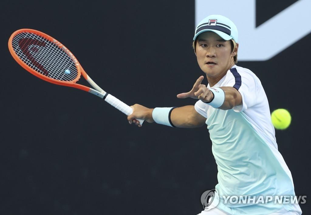 권순우, 호주 오픈 테니스 1 라운드 결장 … 토너먼트 첫 승리는 다음 기회