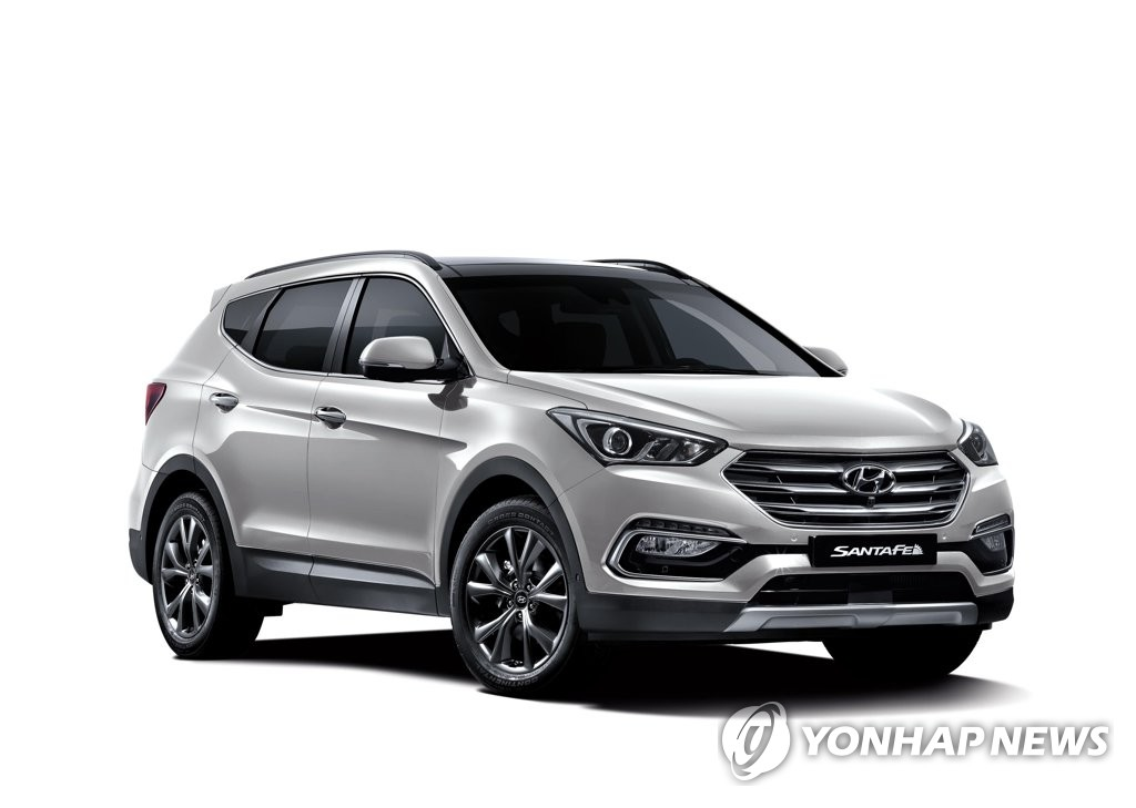 Hyundai's Santa Fe expected to rank in best-seller club0