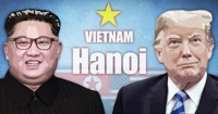 (News Focus) In Hanoi summit, Trump to gamble on Kim Jong-un's denuclearization commitment