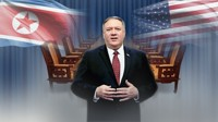 (US-NK summit) Pompeo reaffirms goal of 'complete' denuclearization of N. Korea
