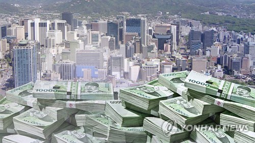 S. Korea's money supply continues to grow in Oct.