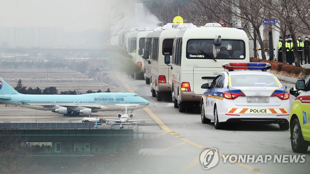 (LEAD) S. Korea has no plan to pull consular staff out of Wuhan: official - 1