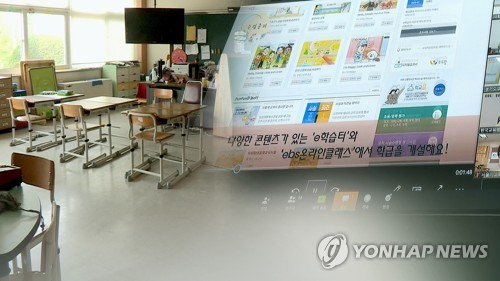 (2nd LD) S. Korea to begin new school year with online classes April 9 amid virus outbreak