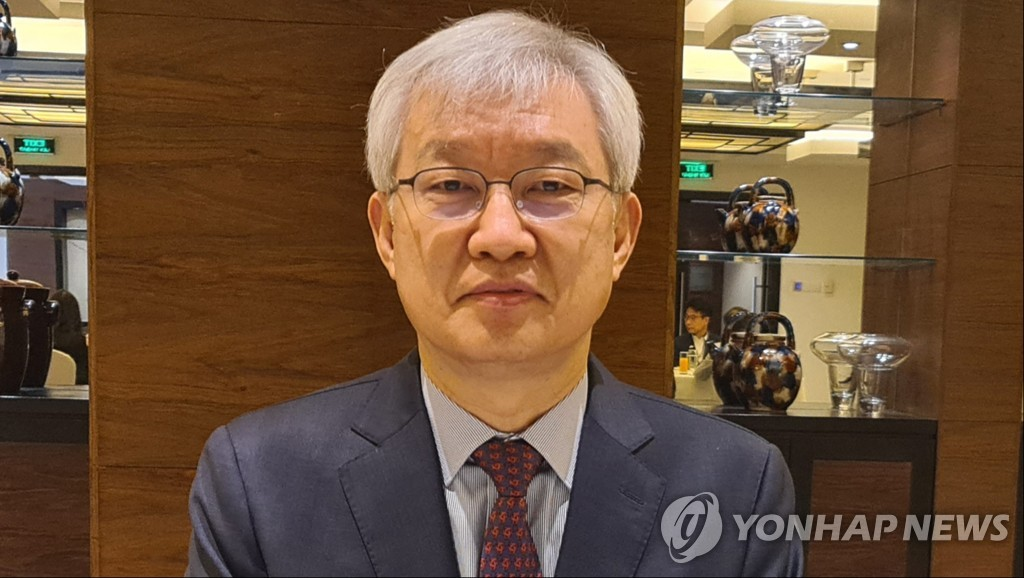 South Korea's Ambassador to Geneva Lee Tae-ho is shown in this photo filed Dec. 7, 2020. (Yonhap)