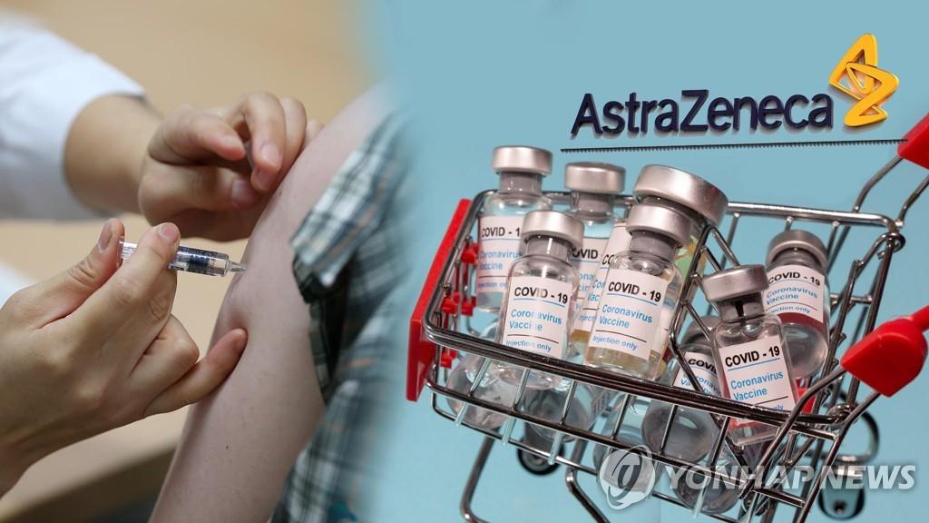 아스트라제네카 접종