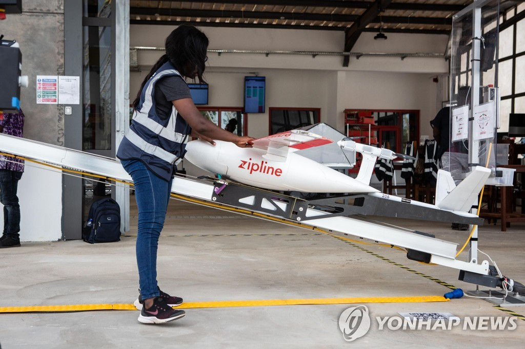 GHANA-HEALTH-TECHNOLOGY-DRONES