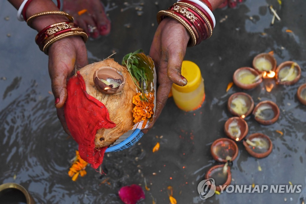 INDIA-RELIGION-HINDUISM-FESTIVAL