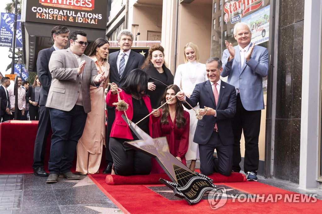 USA STAR WALK OF FAME