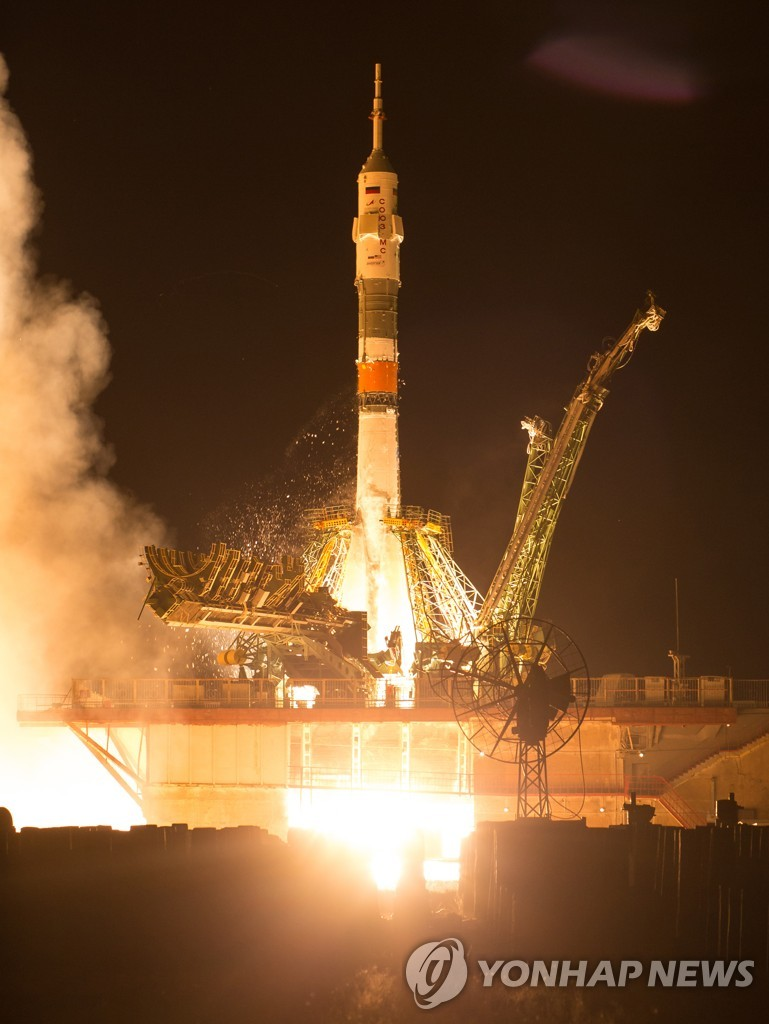 EXPEDITION 60 LAUNCH