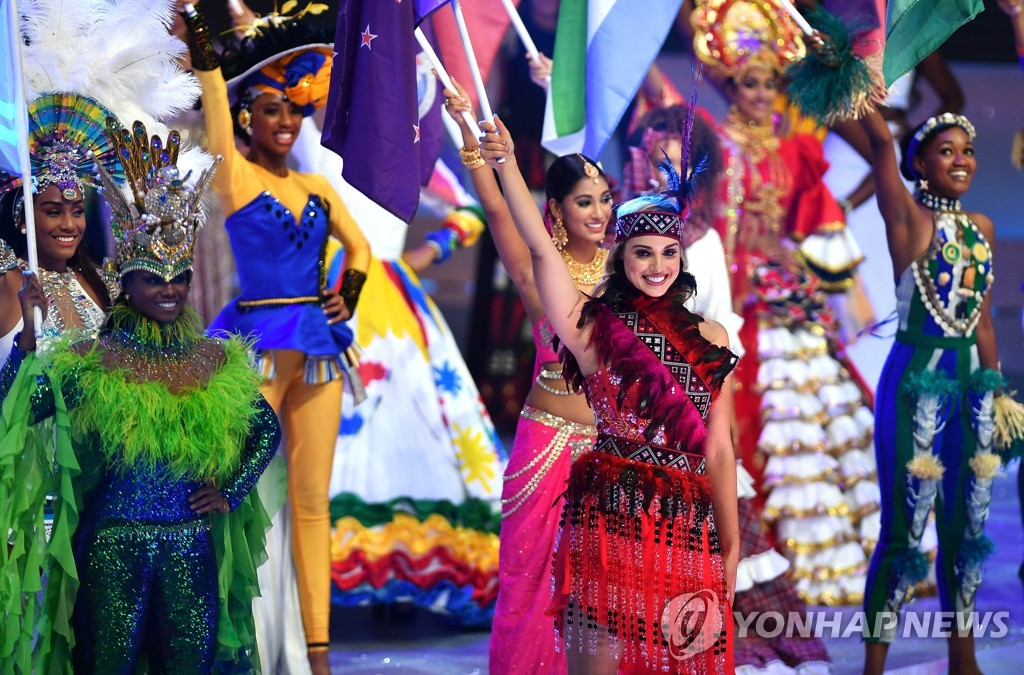 CHINA-HAINAN-SANYA-MISS WORLD (CN)