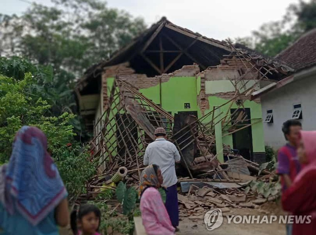 INDONESIA-QUAKE/