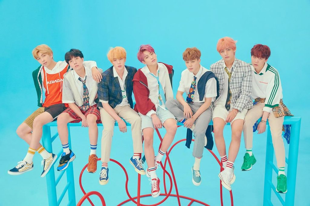 BTS sells more than 10 mln albums since debut - 1