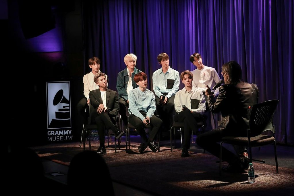 Bearing achievements in mind, BTS vows further efforts - 1