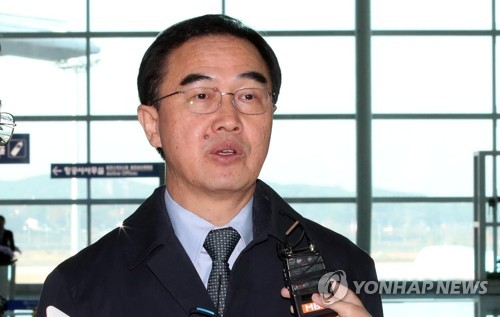 (LEAD) N.K. leader's Seoul visit still possible this year: minister