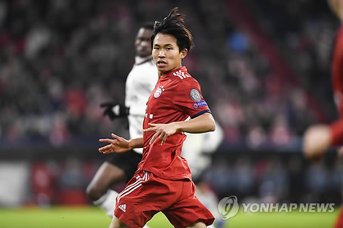 S. Korean teen prospect joins new club in Germany
