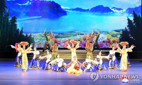 NK-China friendship concert