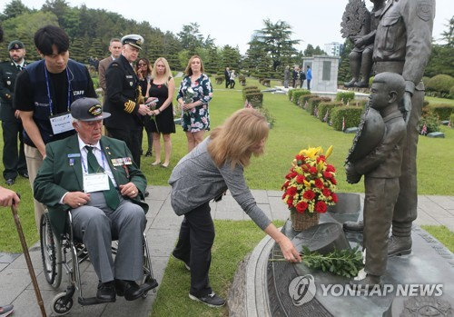 Canadian veteran of Korean War to be laid to rest in S. Korea