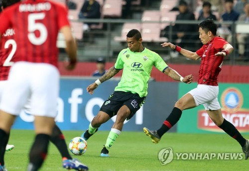 Victorious Jeonbuk close in on knockout spot at AFC Champions League