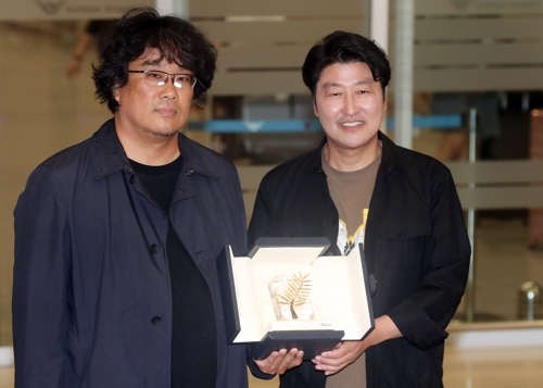 Palme d'Or winner Bong Joon-ho
