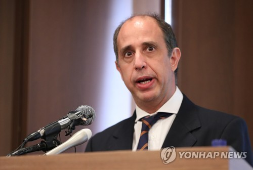 U.N. rapporteur urges N.K. to punish those responsible for killing of S. Korean citizen at sea