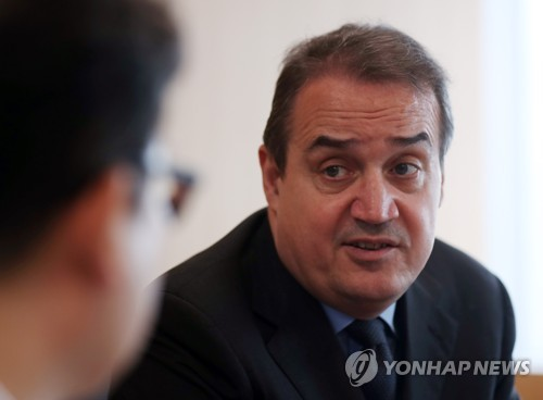 N. Korea eligible to receive climate fund support: GCF chief