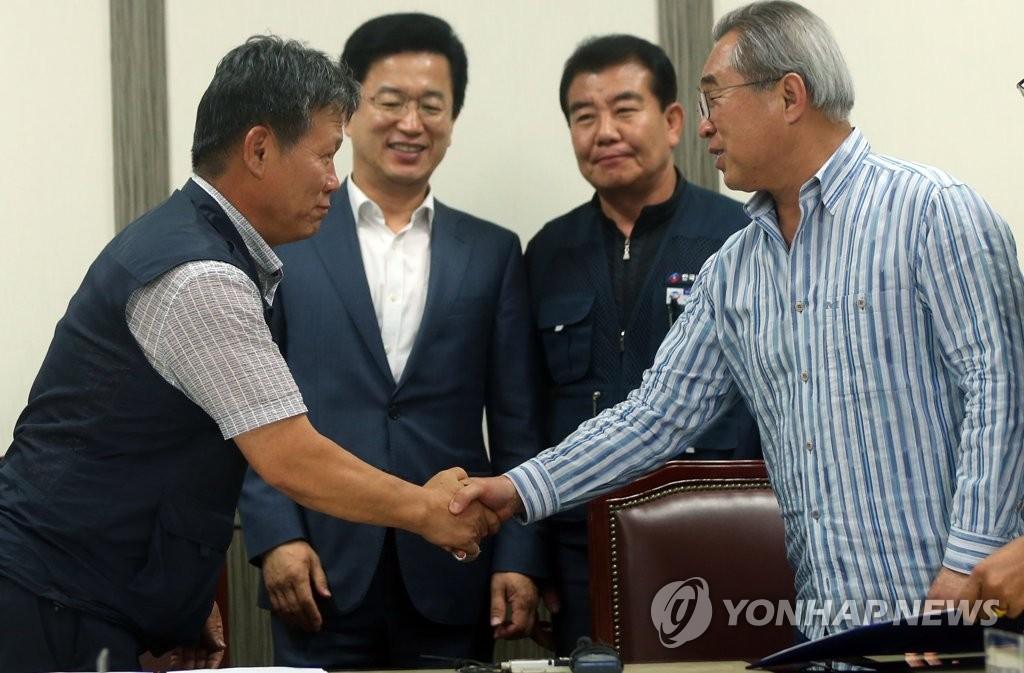 대전 시내버스 기사 임금 4% 인상…요금 인상으로 이어지나 | 연합뉴스