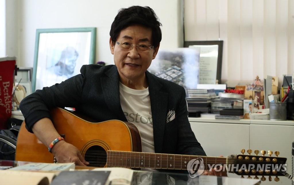 '3·1운동 100주년 기획 윤동주 콘서트 출연하는 가수 윤동주