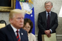 (2nd LD) Trump says Bolton 'set us back' in N.K. nuke talks