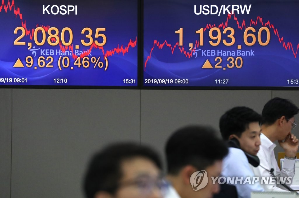 Foreigners remain net buyers of S. Korean bonds, stocks - 1
