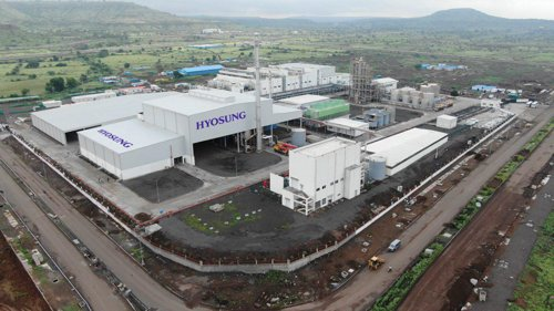 Hyosung's India spandex plant goes online