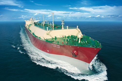 Samsung Heavy wins US$1.5 bln LNG ship order