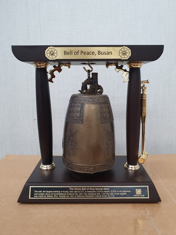 ASEAN summit Bell of Peace