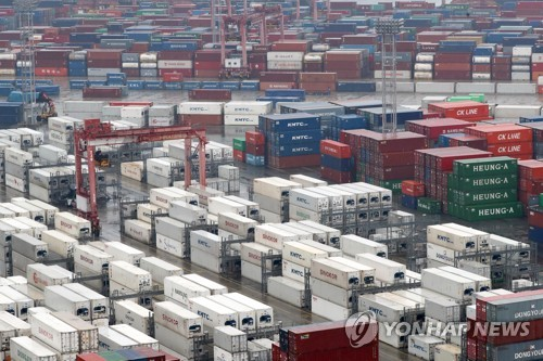 (2nd LD) S. Korea's current account surplus reaches 12-month high in Oct.
