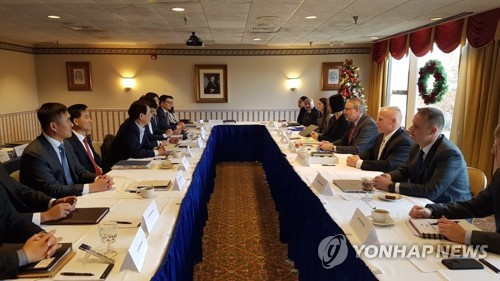 S. Korea, U.S. to hold defense cost-sharing talks in Seoul next week