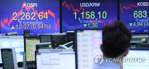 (LEAD) Seoul stocks hit 15-month high on U.S. data