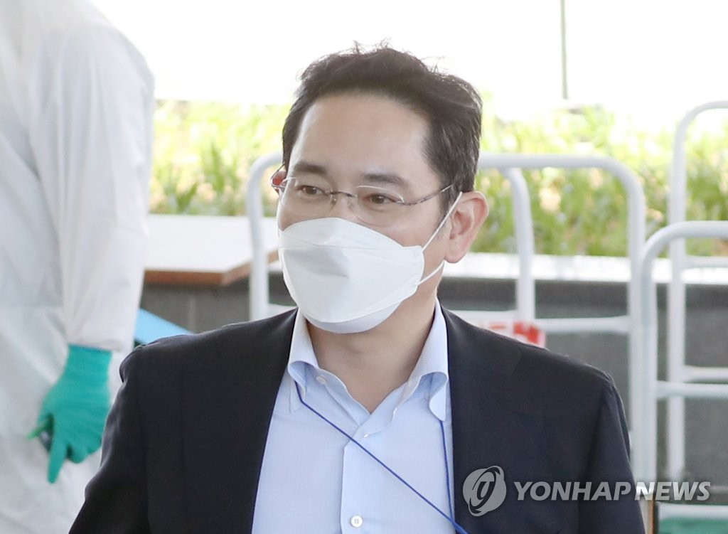 This file photo shows Lee Jae-yong, vice chairman of Samsung Electronics. (Yonhap)