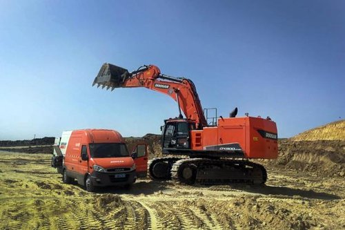 Doosan Infracore tipped to have suffered weak Q2 results