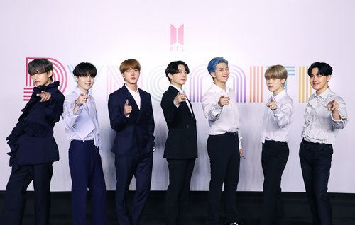 With 'Dynamite,' BTS eyes historic No. 1 landing on Billboard Hot 100