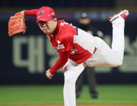 Ex-KBO MVP Yang Hyeon-jong in solid position to win Rangers rotation battle