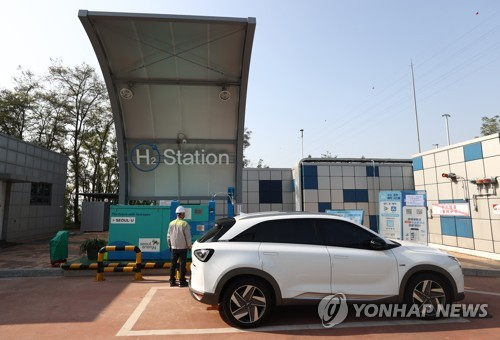 S. Korea to jack up support for electric, hydrogen cars