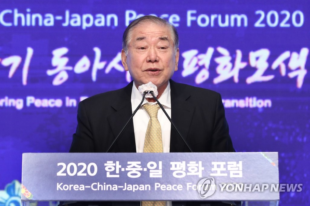Forum on peace in East Asia