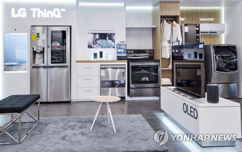 LG Electronics likely to rack up best-ever Q1 results on solid appliance hype