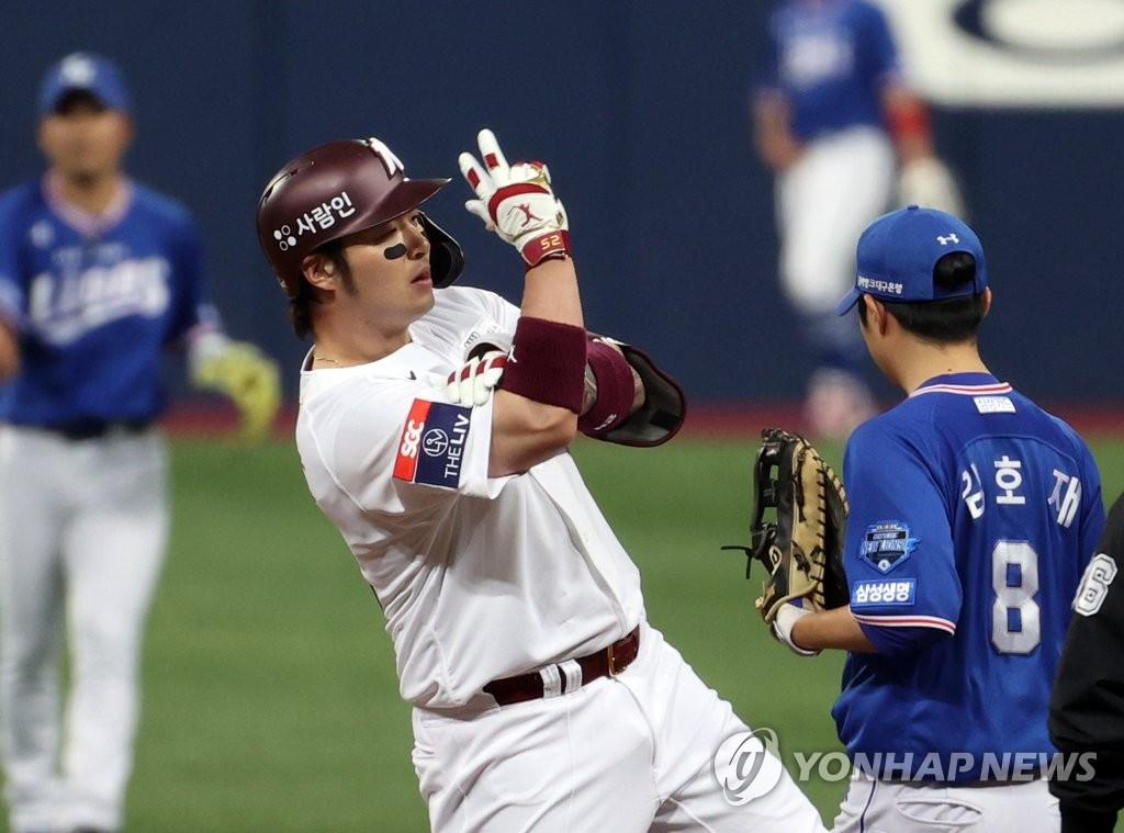 요키시 7 이닝 1 실점 좋은 드로 … 키움이 프로 야구 개막전에서 삼성을 이겼다